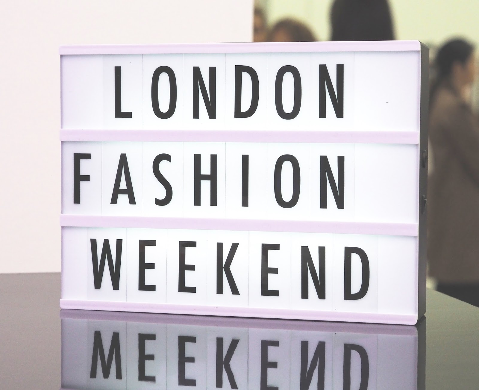 London Fashion weekend style Priceless Life of Mine