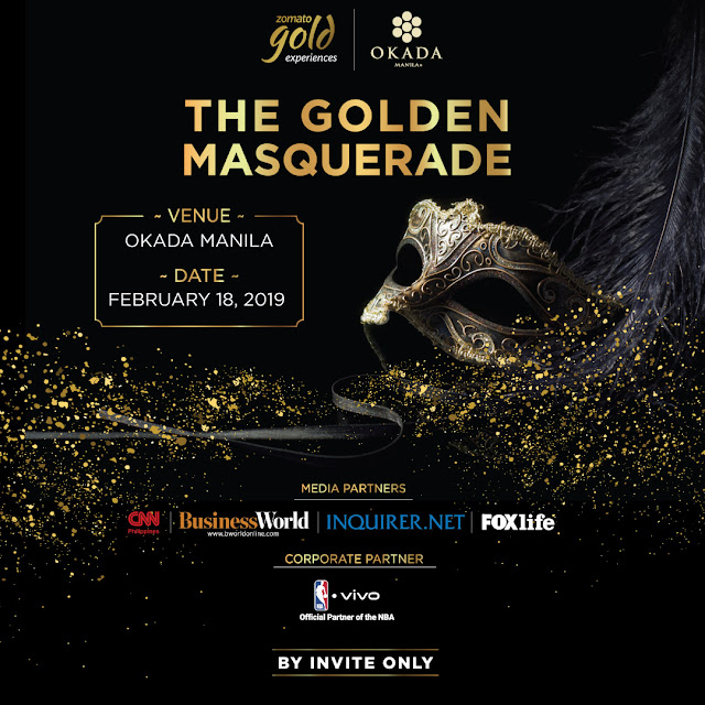 The Golden Masquerade BY ZOMATO GOLD