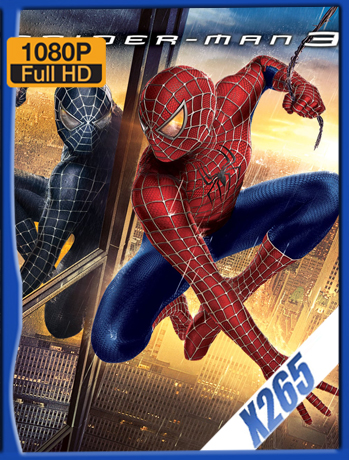 Spider-Man III [2007] 1080P Latino [X265_ChrisHD]