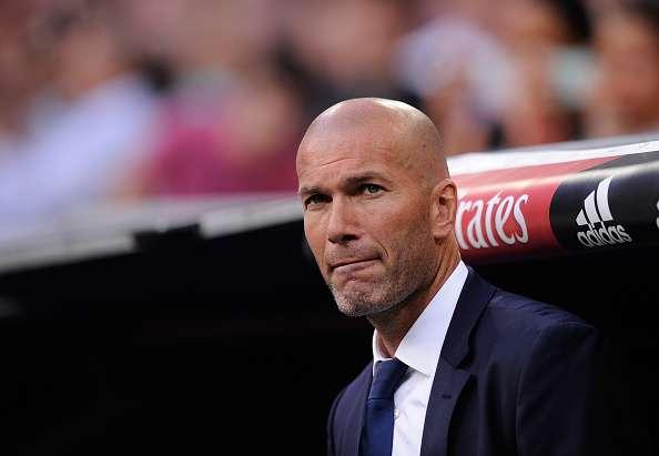 Zidane tetap waspada saat menjamu Espanyol
