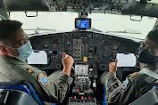TNI AU Gelar Operasi Sayap Tarsius di Perairan Laut Sulawesi