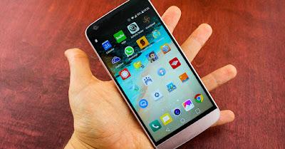 Smartphone yang Cepat Panas