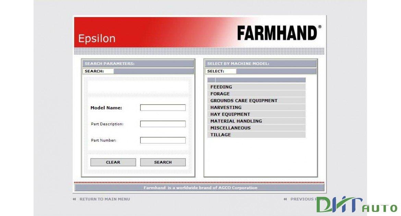 Farmhand Spare Parts Update 10 2015