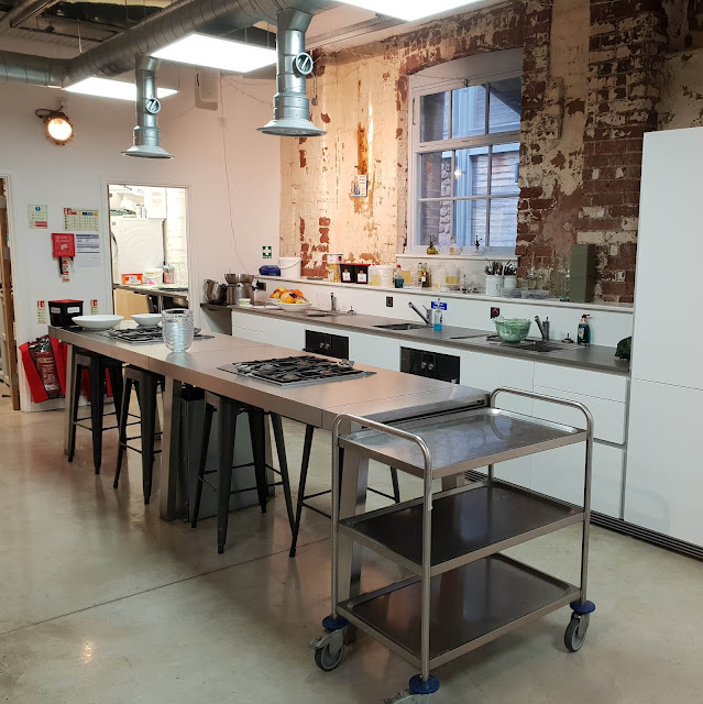 Exeter Cooker School review cooking course exeter