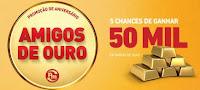 Promoção de Aniversário Amigos de Ouro Pague-Menos Supermercados