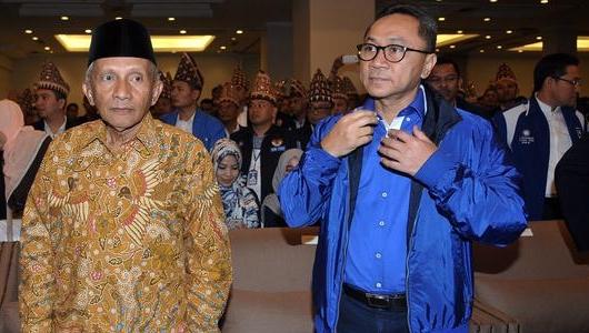 Ketum PAN: Kita Dukung Jokowi Biar Sukses Titik, Nggak Pakai Syarat