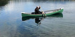 fiberglass canoe restoration
