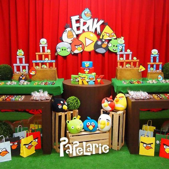 birthday party ideas for a 10-year-old boy