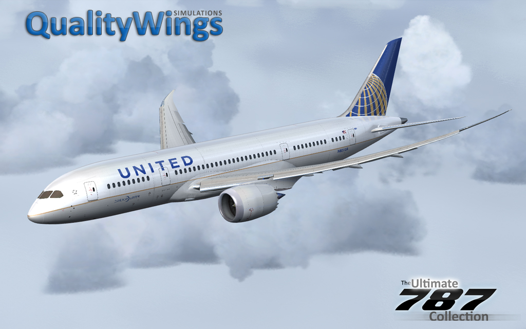 FSB: UPDATE: Qualitywings 787 Livery Preview