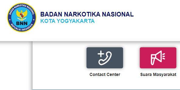 Alamat Lengkap dan Nomor Telepon BNN Kabupaten/Kota Se-Yogyakarta