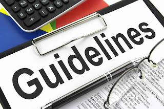 Guidelines to follow for testing Hemoglobin A1c Levels