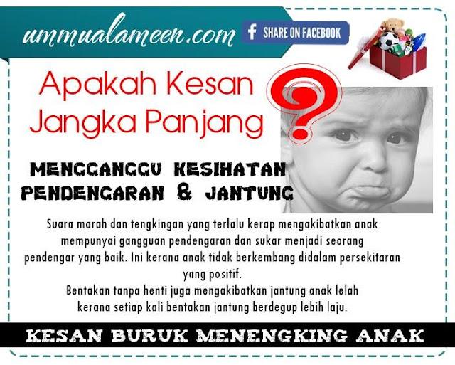tips keibubapaan, kesan menengking anak, akibat menengking anak, ibubapa cemerlang