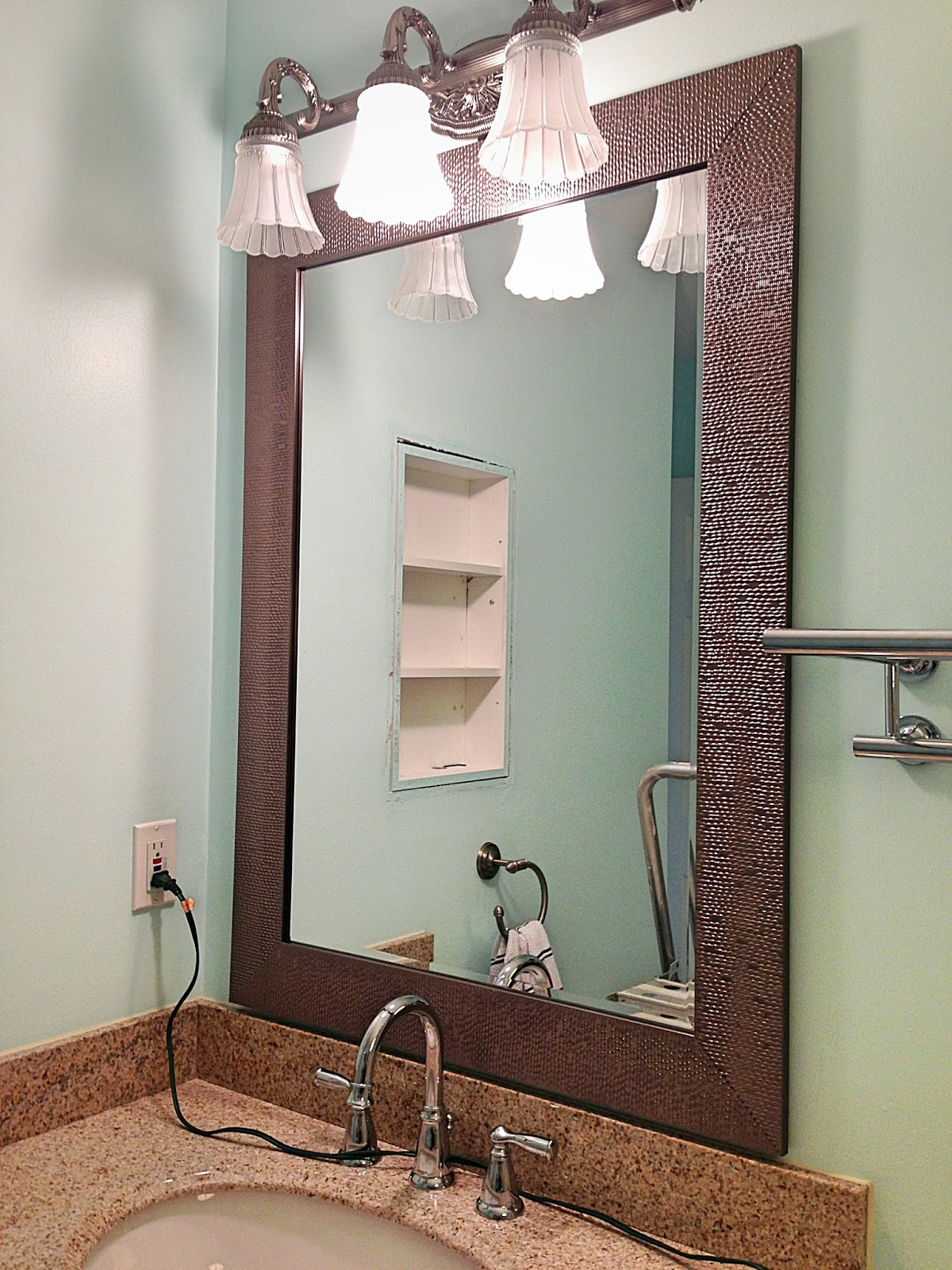 Master Bath Facelift DIY with The Home Depot The Reveal CAC