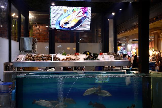 Bangkok Deniz Ürünleri