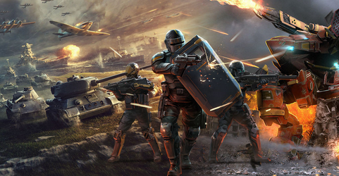 Daftar Game Perang 3D Terbaru Yang Recomended