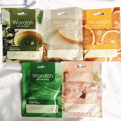 WARDAH NATURE DAILY SHEET MASK