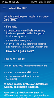 Download European Health Insurance Card Apk for Android