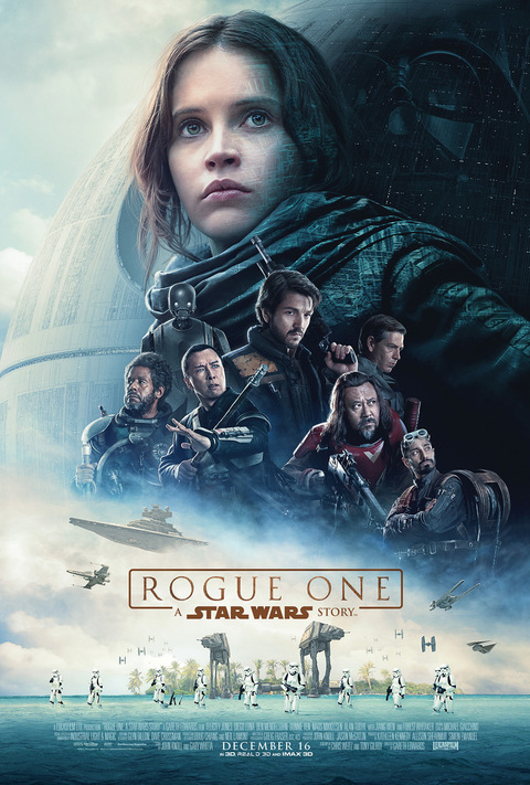 Rogue One: Uma História Star Wars – Dublado – HD 720p