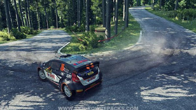 Game WRC 5 FIA World Rally Championship-RELOADED