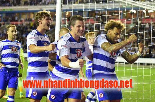 Reading vs Barnsley www.nhandinhbongdaso.net