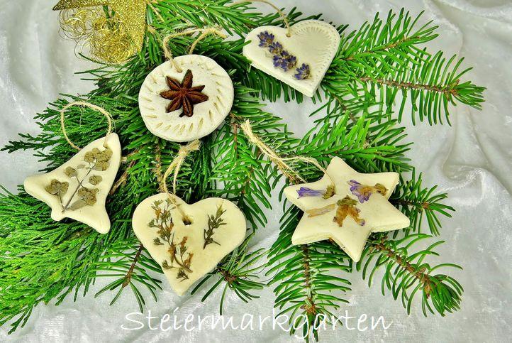 Salzteiganhänger-Weihnachten-Steiermarkgarten