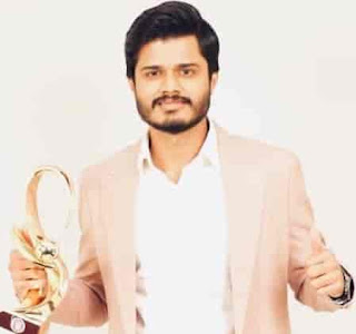Anand Devarakonda Win Best Debut at Zee Cine Award