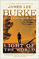 Light of the World by James Lee Burke (Book cover)