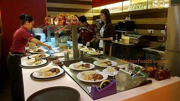 Menu Baru Kenny Rogers Roasters Medan Tutup Medan Food Blog Jelajah Kuliner Medan