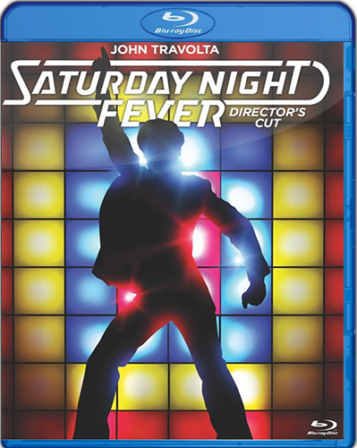 Saturday Night Fever [2IN1] [1977] [BD25] [Latino]