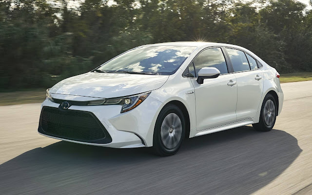 Toyota Corolla 2020 Híbrido - consumo