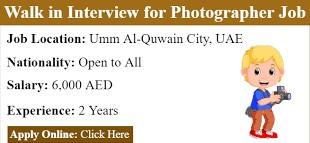 Junior Architect Job in Umm Al Quwain, UAE