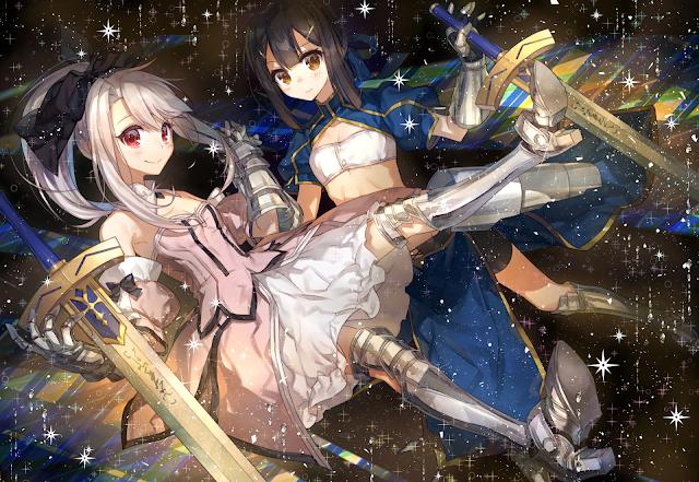 Fate/kaleid liner Prisma☆Illya 3rei!! Batch Subtitle Indonesia