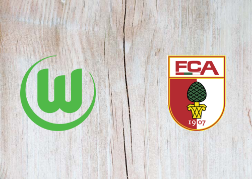Wolfsburg vs Augsburg -Highlights 27 October 2019