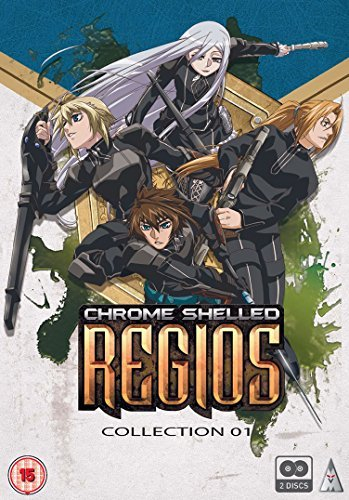 Layfon Wolfstein Alseif, chrome shelled regios, anime, reviews, gary stu, mary sue, marty stu