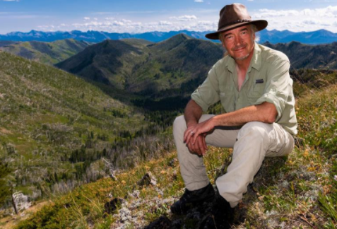 Discovered trace fossil named after University of Alberta paleontologist Murray Gingras