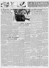 LA STAMPA 14 AGOSTO 1940