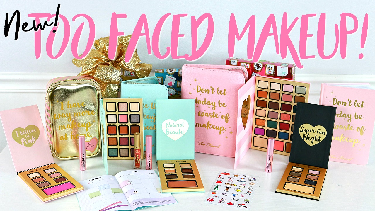 too faced new collection