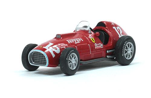 Ferrari 375 1952 Indy Alberto Ascari f1 the car collection