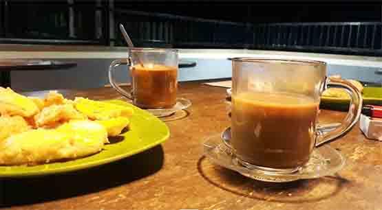 Cafe Corner Tanete