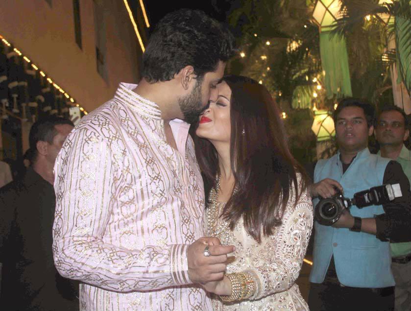 aishwarya and abhishek diwali pics