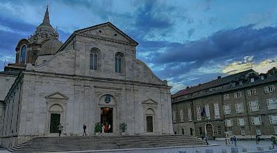 Duomo-San Giovanni-Torino-Sacra Sindone