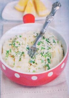 Rețetă piure de cartofi cu ţelină
