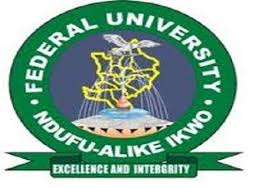 FUNAI Supplementary Post UTME Form/Screening Date