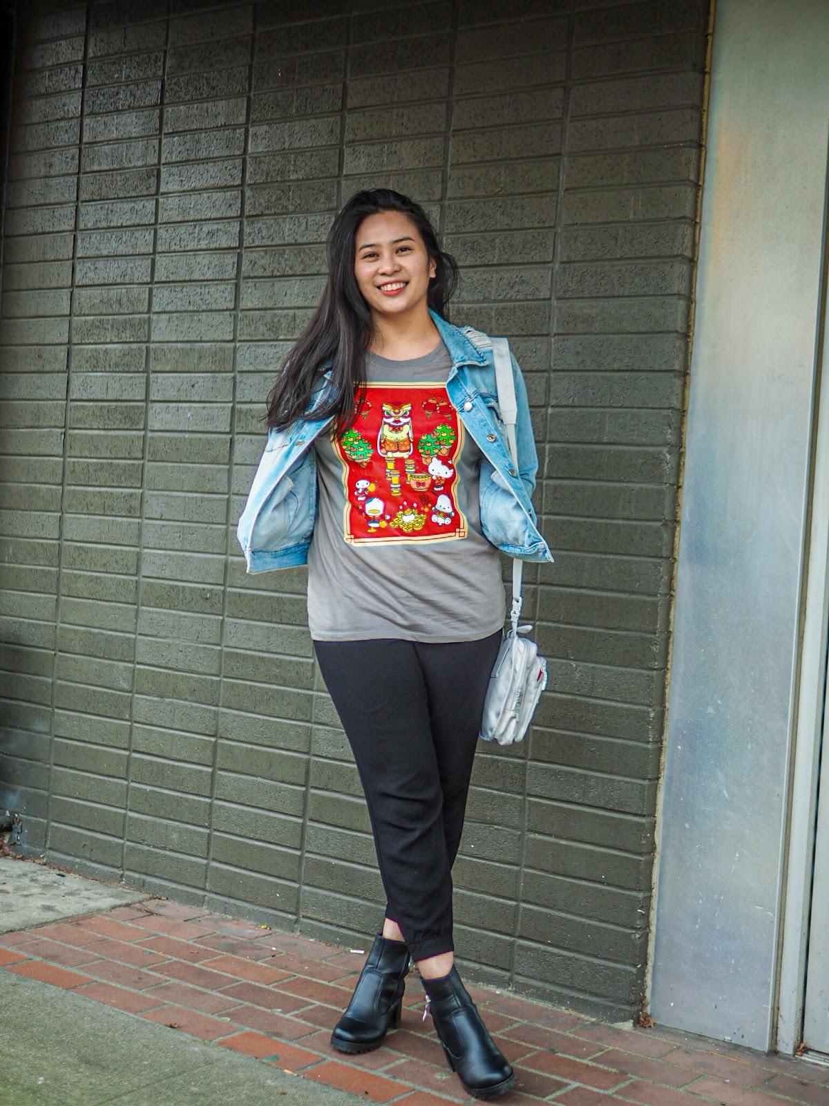 amazon lulus fashion renton seattle fashion blogger ootd