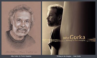 John Gorka. Folk Musician. Singer-Songwriter. Writing in the Margins. by Travis Simpkins
