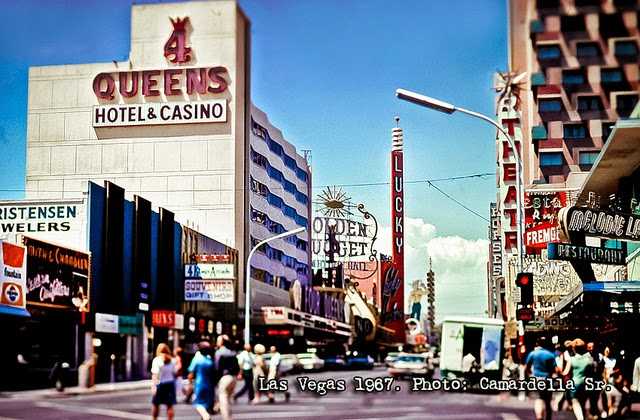 las vegas of 1967 vintage everyday