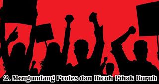 Mengundang Protes dan Ricuh Pihak Buruh merupakan kisah awal mula adanya THR