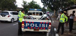 Seorang Polisi Taubat setelah melihat sakaratul maut korban kecelakaan