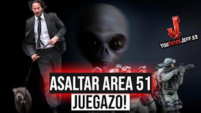 area 51 keanu reeves