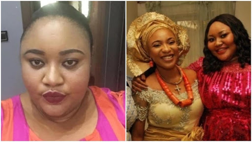 Tonto Dikeh's Sister Drinks Hypo To End Her Life?